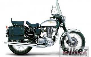 Мотоцикл Bullet Machismo (2009): технические характеристики, фото, видео