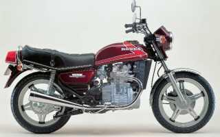 Мотоцикл GL400 (1978): технические характеристики, фото, видео