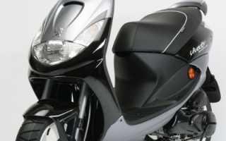 Мотоцикл Vivacity Compact 50 (2007): технические характеристики, фото, видео