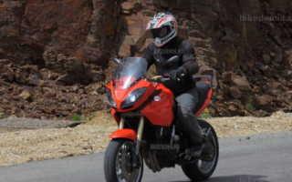 Мотоцикл Tiger 1050 (2007): технические характеристики, фото, видео