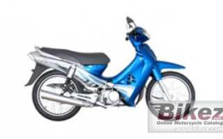 Мотоцикл Kriss 100 (2011): технические характеристики, фото, видео