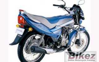 Мотоцикл Freedom Prima 110 (2010): технические характеристики, фото, видео