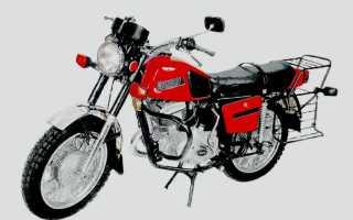 Мотоцикл ИЖ Планета 7: технические характеристики, фото, видео