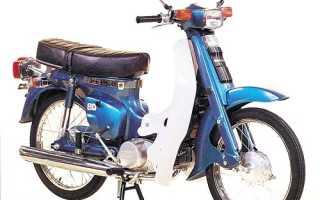 Мотоцикл DS80 (1978): технические характеристики, фото, видео