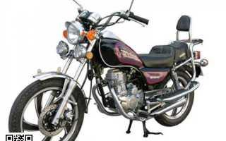 Мотоцикл BD 125-5 (2007): технические характеристики, фото, видео