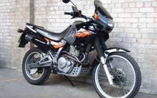 Мотоцикл NX-4 (2002): технические характеристики, фото, видео