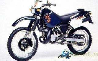 Мотоцикл W8 125 (1991): технические характеристики, фото, видео