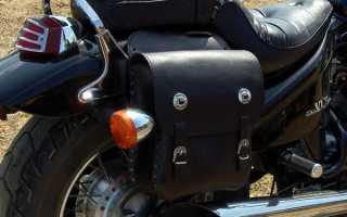 Как сделать кофры для мотоцикла своими руками