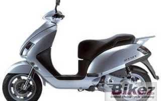 Мотоцикл JetSet 125 (2008): технические характеристики, фото, видео