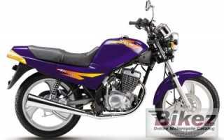 Мотоцикл Altino 125 ES (2004): технические характеристики, фото, видео