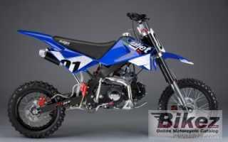 Мотоцикл Pit Jet 125 (2008): технические характеристики, фото, видео