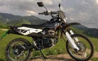 Мотоцикл 175 Enduro (1972): технические характеристики, фото, видео