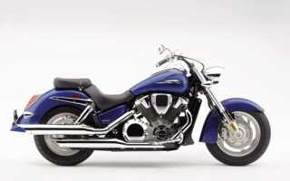 Мотоцикл VTX1800S (2002): технические характеристики, фото, видео
