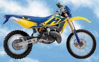 Мотоцикл WR 360 (1998): технические характеристики, фото, видео