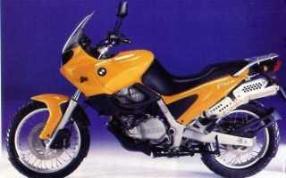 Мотоцикл F650 Funduro (1997): технические характеристики, фото, видео