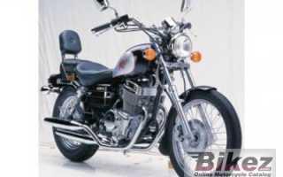 Мотоцикл JL 250A V-Gunn (2007): технические характеристики, фото, видео