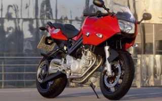 Мотоцикл F800S (2006): технические характеристики, фото, видео