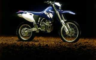 Мотоцикл WR426F (2001): технические характеристики, фото, видео