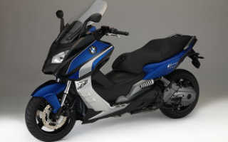 Мотоцикл C600 Sport: технические характеристики, фото, видео