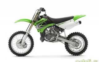 Мотоцикл KX85 I: технические характеристики, фото, видео