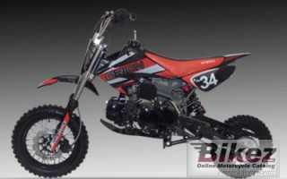 Мотоцикл AGB-34 (2008): технические характеристики, фото, видео