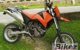 Мотоцикл 640LC4-E (2003): технические характеристики, фото, видео