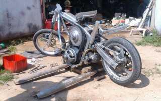 Что такое вариатор на мотоцикле?