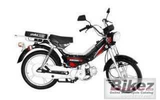 Мотоцикл Reizei 70 (2010): технические характеристики, фото, видео