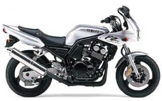 Мотоцикл FZ400N (1984): технические характеристики, фото, видео