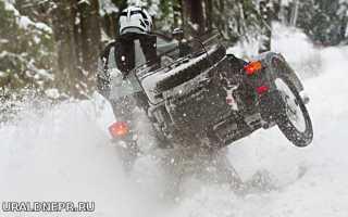 Мотоцикл Урал Gear-Up: технические характеристики, фото, видео