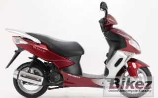 Мотоцикл Sum Up (2010): технические характеристики, фото, видео