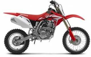 Мотоцикл CRF150F (2006): технические характеристики, фото, видео