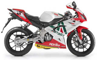 Мотоцикл RS50: технические характеристики, фото, видео