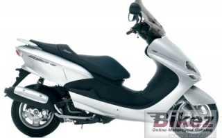 Мотоцикл Skyliner LTD (2006): технические характеристики, фото, видео