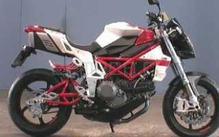 Мотоцикл Tesi 3D (2007): технические характеристики, фото, видео