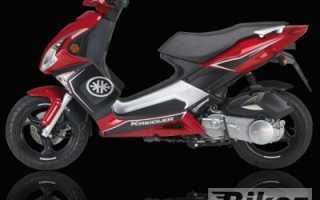 Мотоцикл RMC-G 50 El Ninjo (2009): технические характеристики, фото, видео