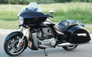 Мотоцикл Cross Country (2010): технические характеристики, фото, видео