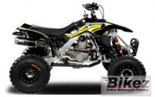 Мотоцикл 450 ATX Quad Racer (2011): технические характеристики, фото, видео