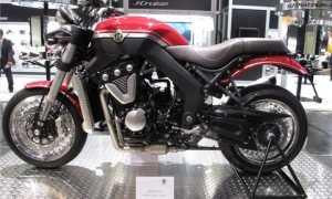 Мотоцикл VR6 Roadster 2011: технические характеристики, фото, видео