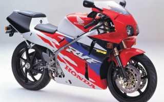 Мотоцикл VFR400R (NC30) (1989): технические характеристики, фото, видео