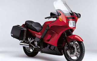 Мотоцикл GTR 1000: технические характеристики, фото, видео