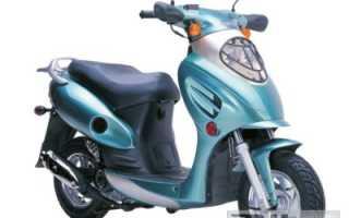 Мотоцикл BD 50QT-5D 125 (2007): технические характеристики, фото, видео