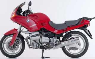 Мотоцикл R1100RS (1993): технические характеристики, фото, видео