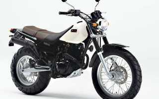 Мотоцикл TW225E (2005): технические характеристики, фото, видео