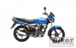 Мотоцикл Platina 125 DTS-Si (2009): технические характеристики, фото, видео