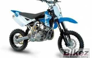 Мотоцикл XP 65 P (2008): технические характеристики, фото, видео