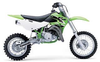 Мотоцикл KX65: технические характеристики, фото, видео