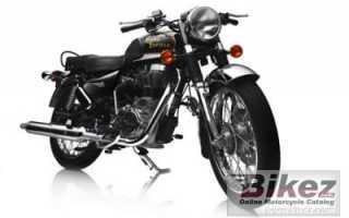 Мотоцикл Bullet Electra Deluxe (2011): технические характеристики, фото, видео