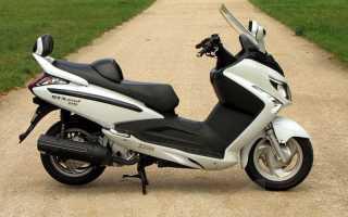 Мотоцикл GTS 300 2011: технические характеристики, фото, видео