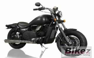 Мотоцикл DL 282 (2012): технические характеристики, фото, видео